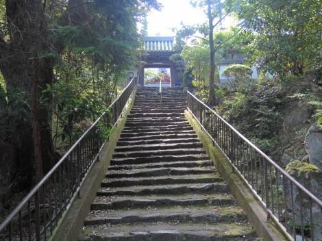 五峰山 光明寺 多門院