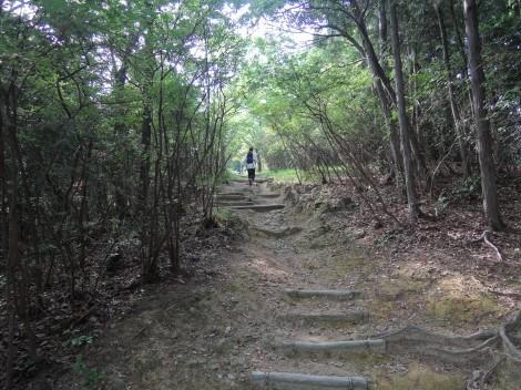 五峰山 光明寺 ハイキング