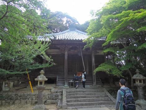 五峰山 光明寺 常行堂(阿弥陀堂)