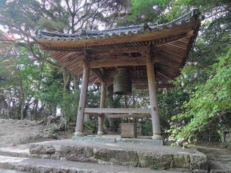 五峰山 光明寺 梵鐘堂