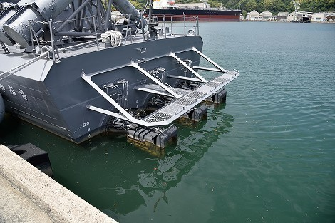 ミサイル艇 はやぶさ