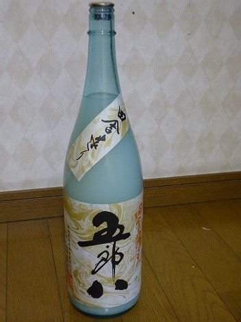 にごり酒 五郎八  [菊水酒造]