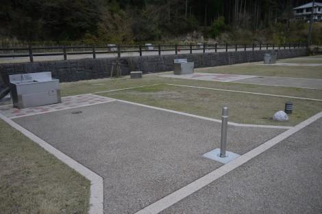 グリーンステーション鹿ヶ壺オートキャンプ場