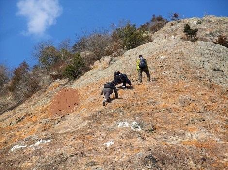 小野アルプスに挑戦! 紅山