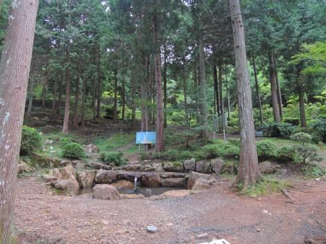 日ヶ奥渓谷多利区営キャンプ場  [兵庫県丹波市]