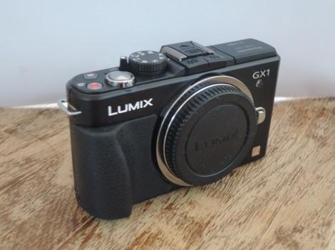 パナソニック LUMIX DMC-GX1