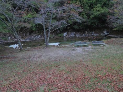 魚ヶ滝荘オートキャンプ場