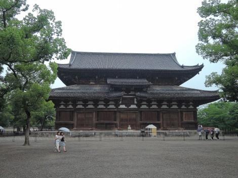 教王護国寺 (東寺) 金堂