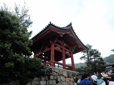 音羽山 清水寺 鐘楼