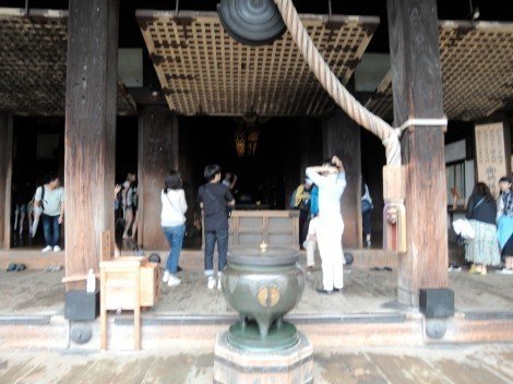 音羽山 清水寺 本堂