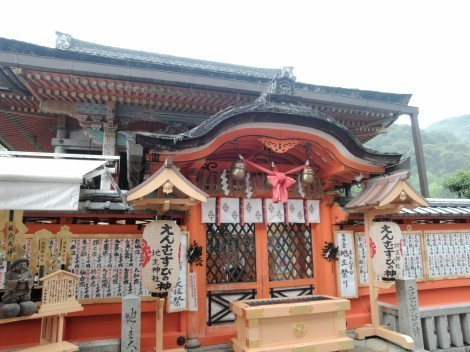 音羽山 清水寺 地主神社