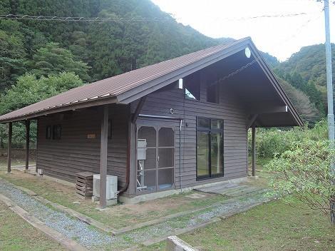 南光自然観察村 コテージ
