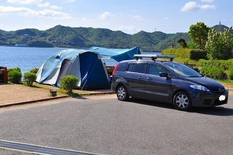 休暇村南淡路シーサイドオートキャンプ場