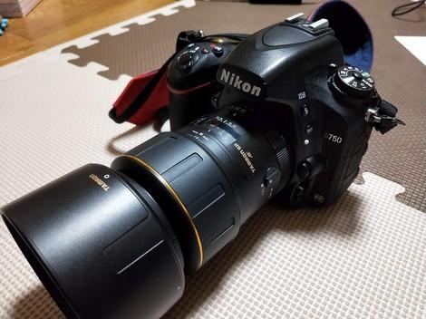 SP AF 90mm F2.8 (172E)でマクロ撮影(作例)