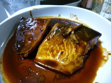 赤味噌で作るサバの味噌煮
