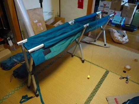 キャンプ GI折りたたみベッド(コット) [サウスフィールド ]